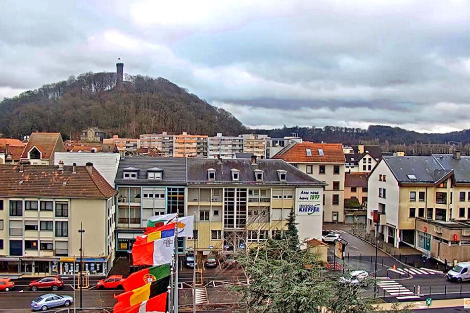 city of forbach in moselle