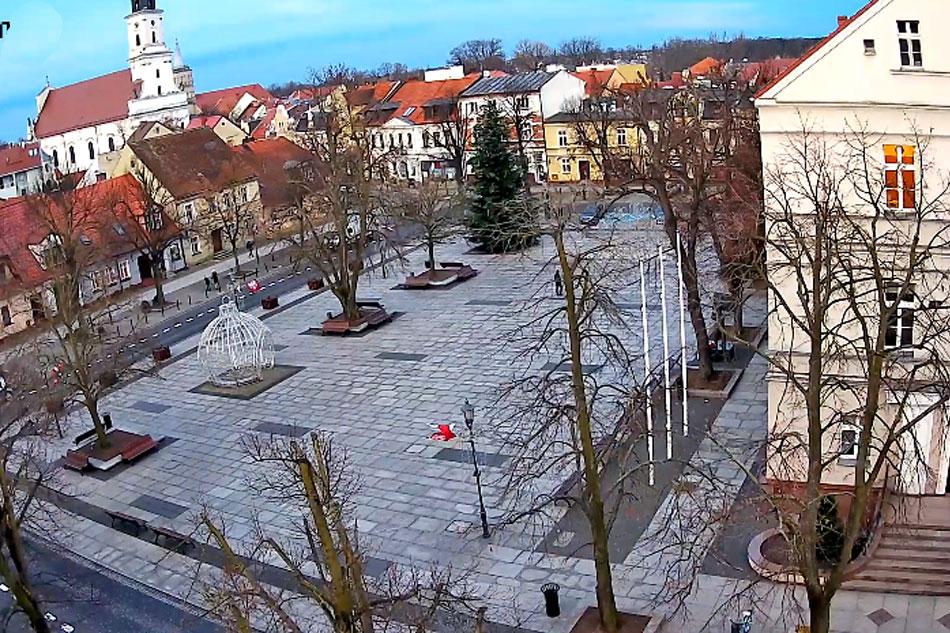 rynek in Poland